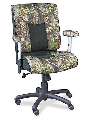 realtree camo office chair