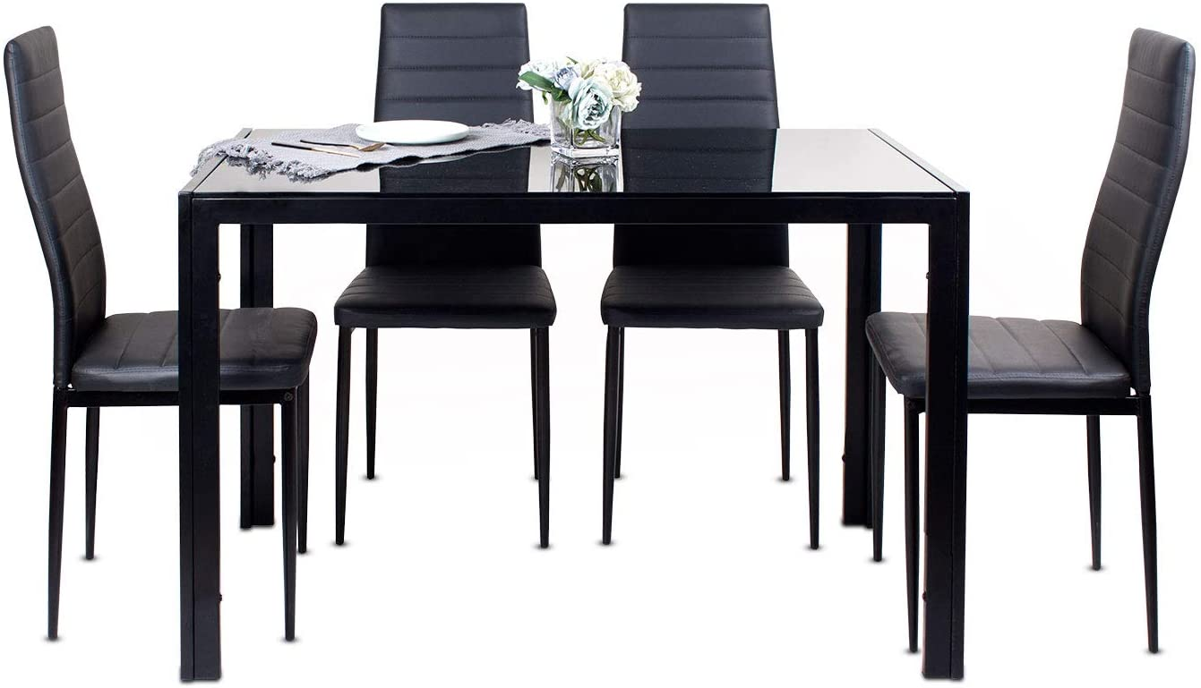 high back chairs for dining room