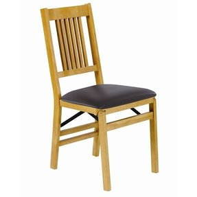 folding dining chairs padded