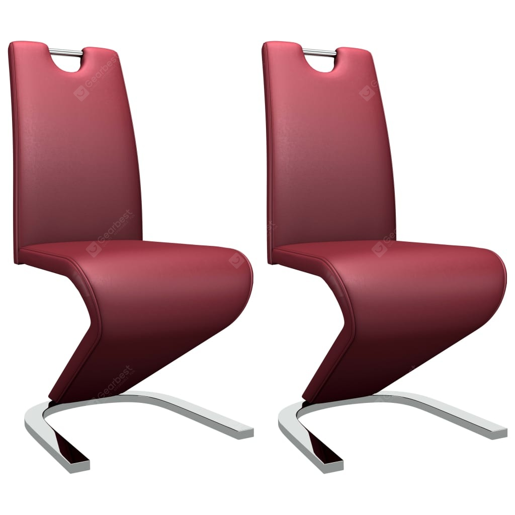 red dining chairs for sale