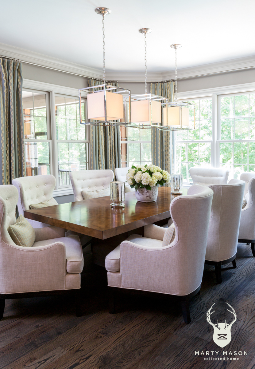 big dining room chairs