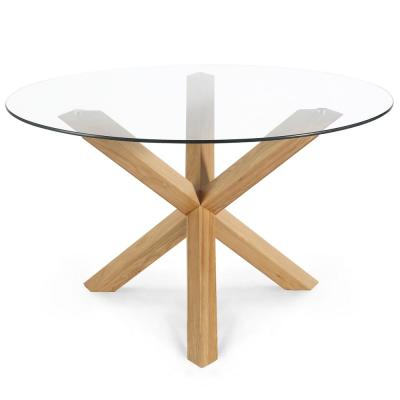 table base for glass top dining table