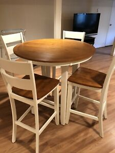 ebay dining table and chairs