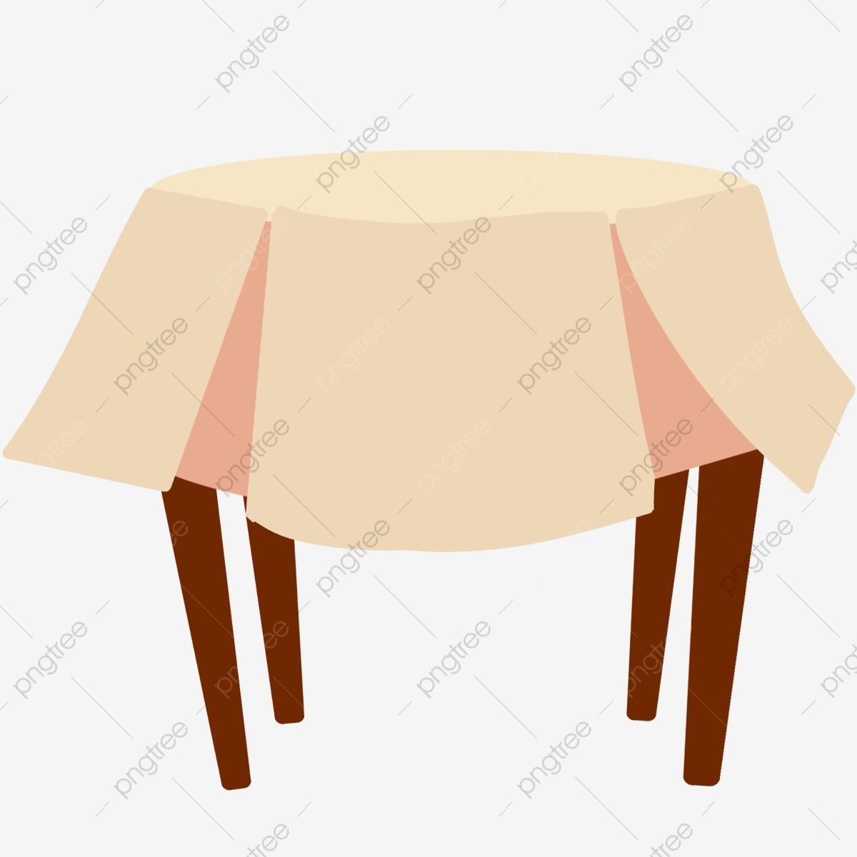 round wooden tables dining